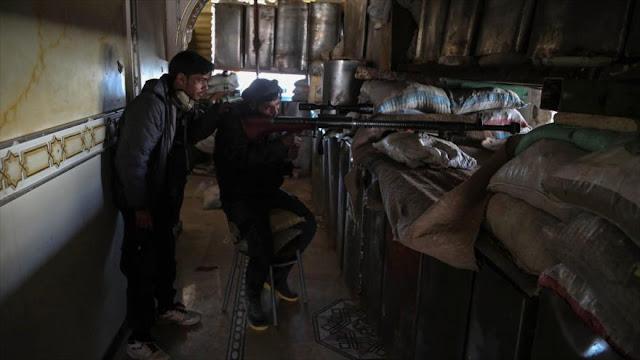 Al-Asad denuncia que el Occidente sigue apoyando a terroristas