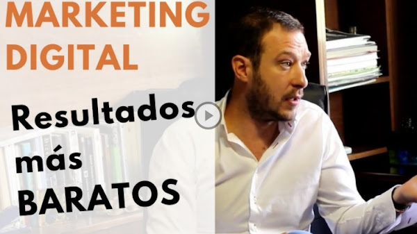 Marketing Digital significa resultados más baratos (entrevista)