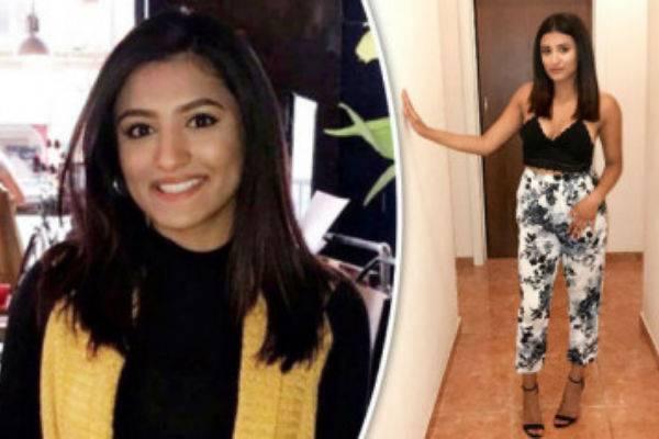В Лондоне студентку облили кислотой на ее 21 день рождения