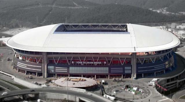Stadın çatısına GES kurulacak!