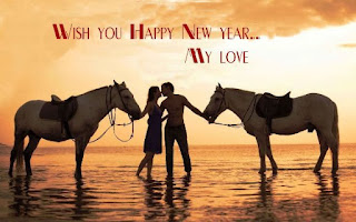 Romantic Happy New Year Messages For Girlfriend, Happy New Year Messages For Girlfriend
