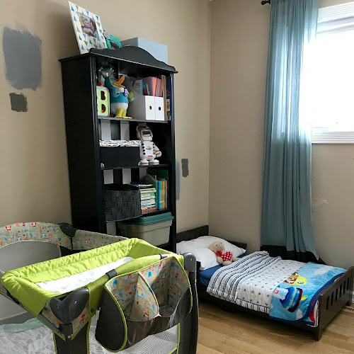 Shared Grandkids Guest Room Makeover On A Budget