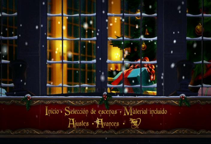 La Bella Y La Bestia 2 Una Navidad Encantada DVD www.juegosparawindows.com