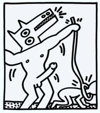 Filosofia per la vita - Keith Haring - 3