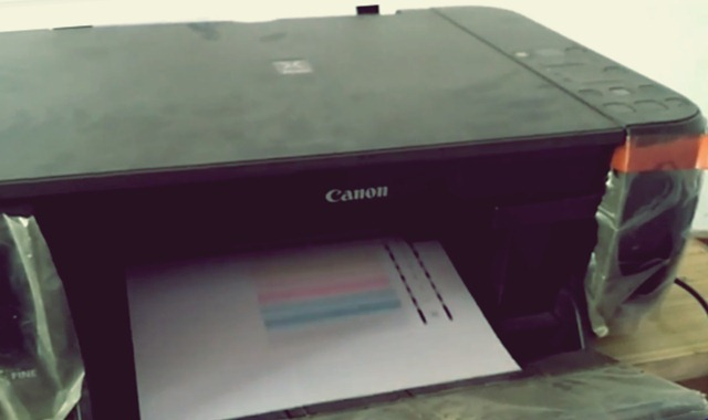 Cara Melakukan Head Cleaning Di Printer Canon