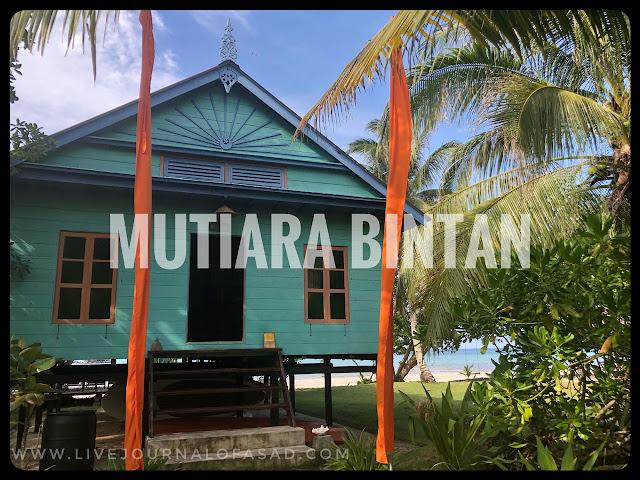 Liburan Menyenangkan di Mutiara Bintan Beach Resort, Bintan Island
