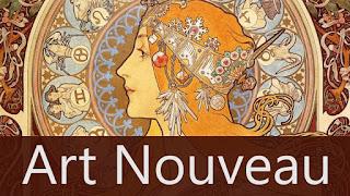 Art Nouveau - Overview - Goodbye-Art Academy
