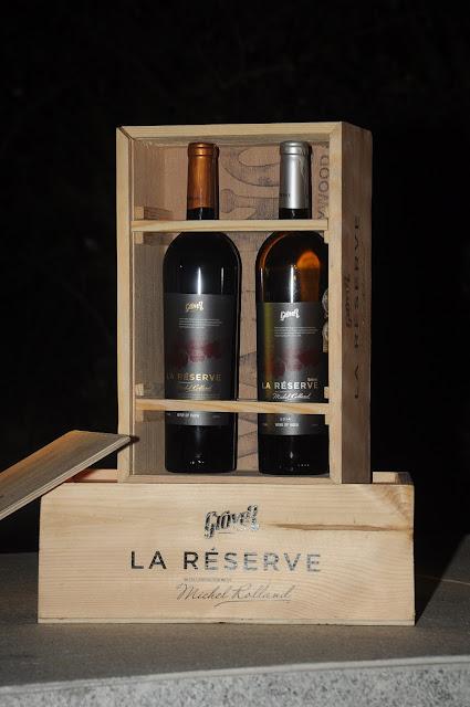 La Reserve label_Grover Zampa