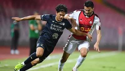 ملخص واهداف مباراة الاهلي والرائد (2-3) الدوري السعودي