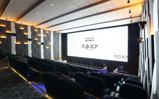 La mer beach- Roxy Cinemas