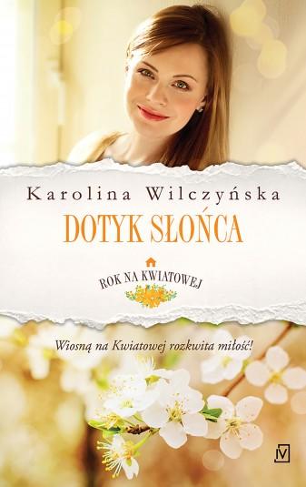 Dotyk Słońca - Karolina Wilczyńska