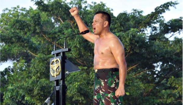Jendral, Engkau Bukan Hanya Sebagai Panglima TNI