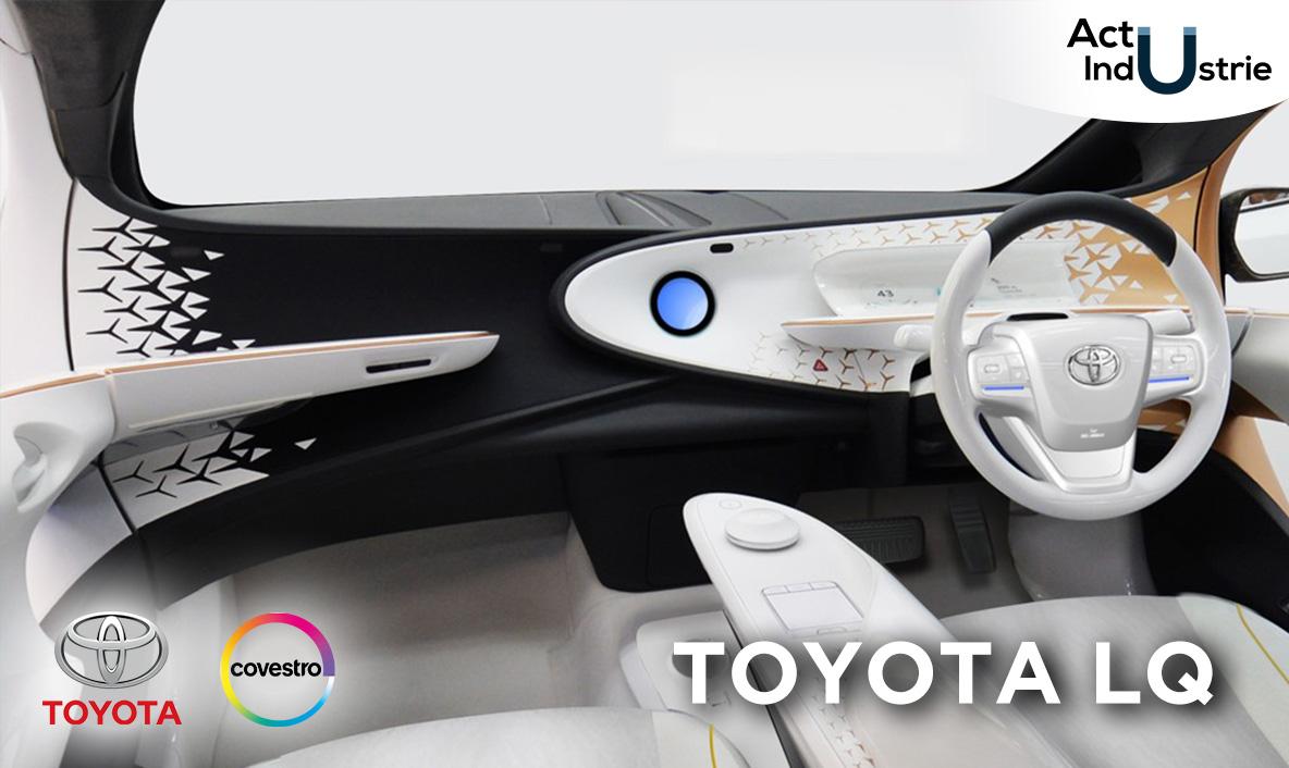 Toyota LQ Concept Interior