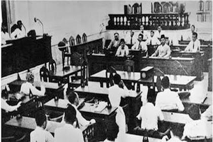 Hasil Sidang PPKI 1,2,3 (Tanggal 18, 19, 22 Agustus 1945) dan Penjelasannya