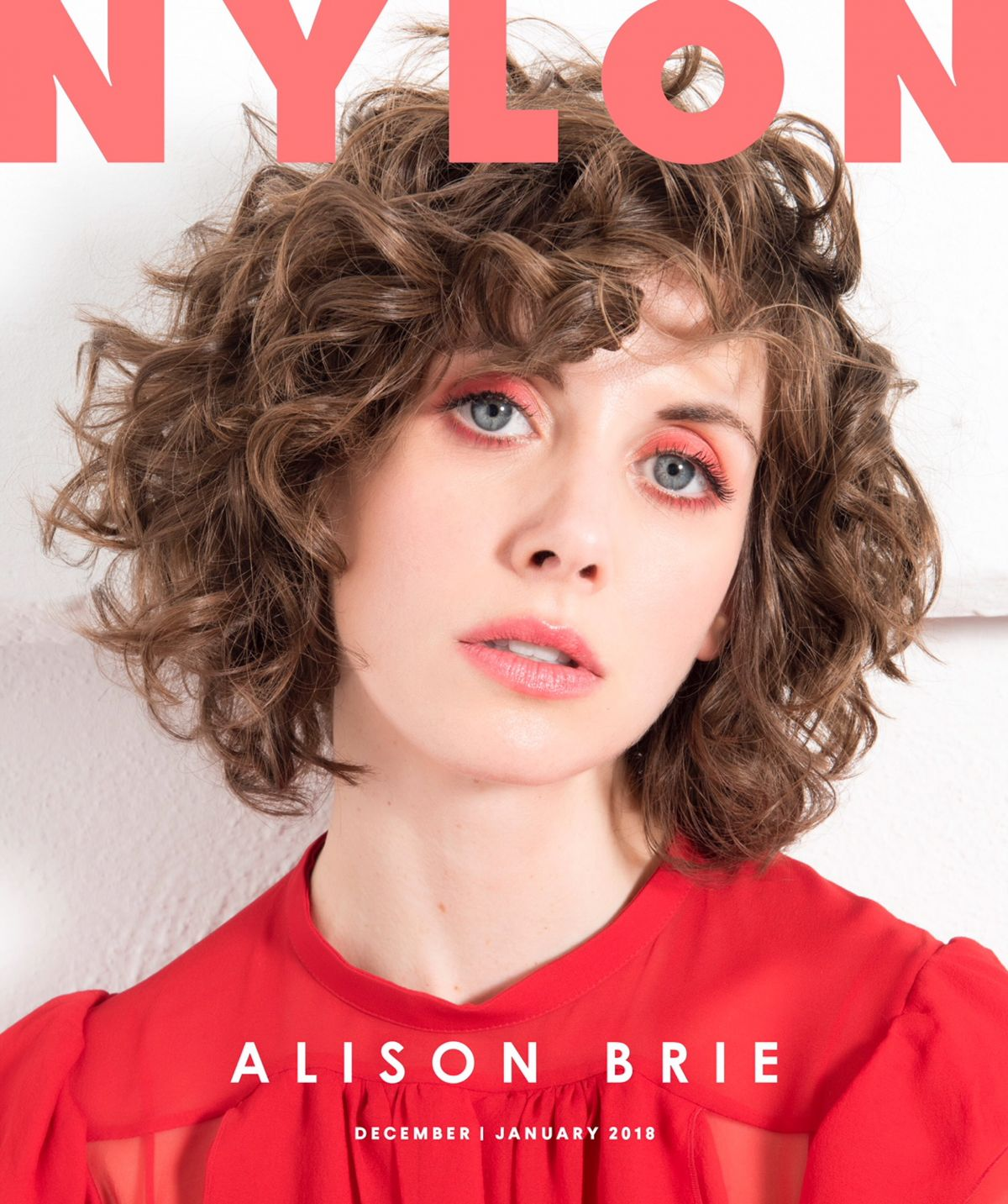 HD Photos & Wallpaper of Alison Brie For Nylon Magazine December 2017 January 2018