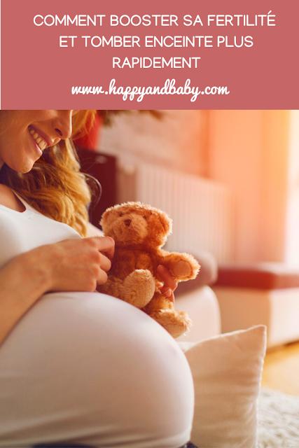 comment booster sa fertilité et tomber enceinte plus rapidement
