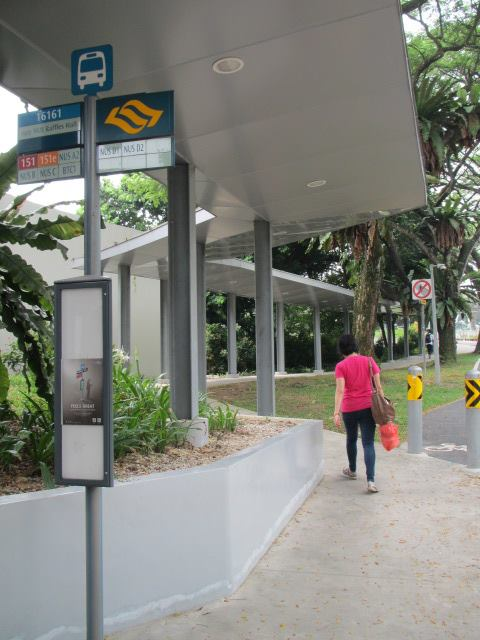 Py Directions To Stephen Riady Centre Nus University Town