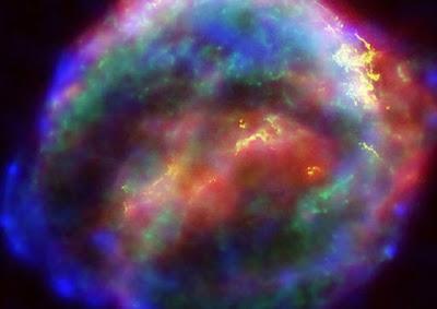 Prima spia indiretta materia oscura: anomalia dallo spazio