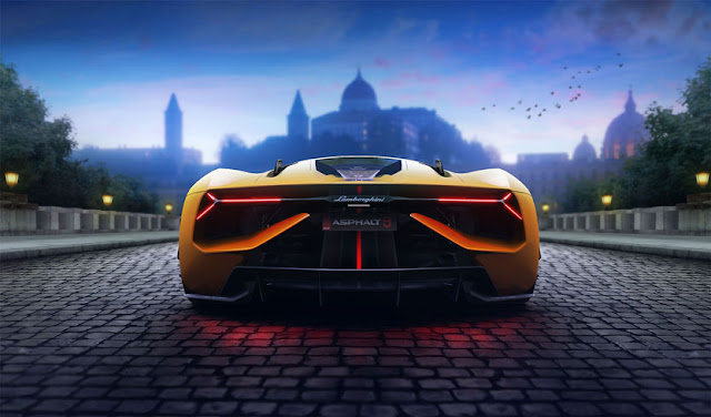 Happy 15th Anniversary!  The Asphalt Franchise Hits Milestone Year and Celebrates with Exclusive Unlocks for Asphalt 9: Legends and Asphalt 8: Airborne