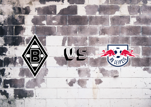 Borussia M'gladbach vs RB Leipzig  Resumen