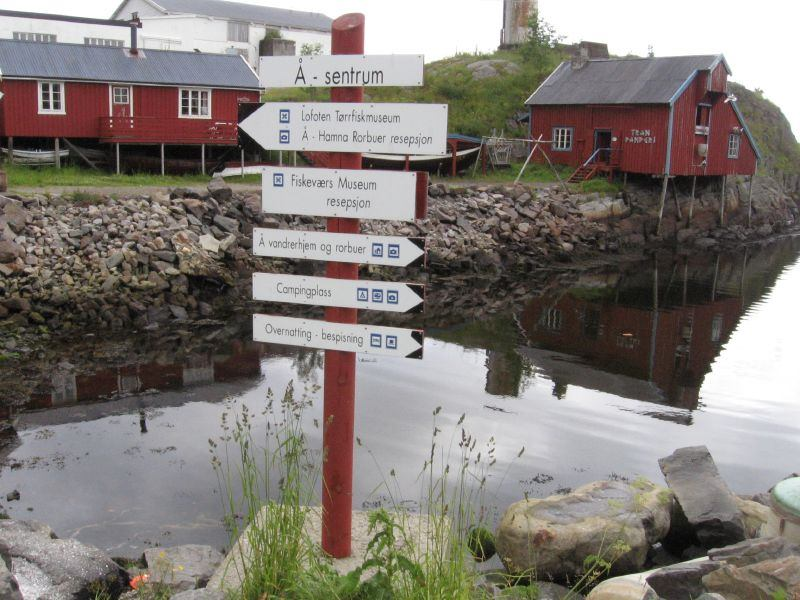 "Å is a village of Moskenes in Nordland county, Norway. It is located towards the southern end of the Lofoten archipelago. But in Norwegian language its pronunciation ""O"". Å is listed in shorted place name in the world."