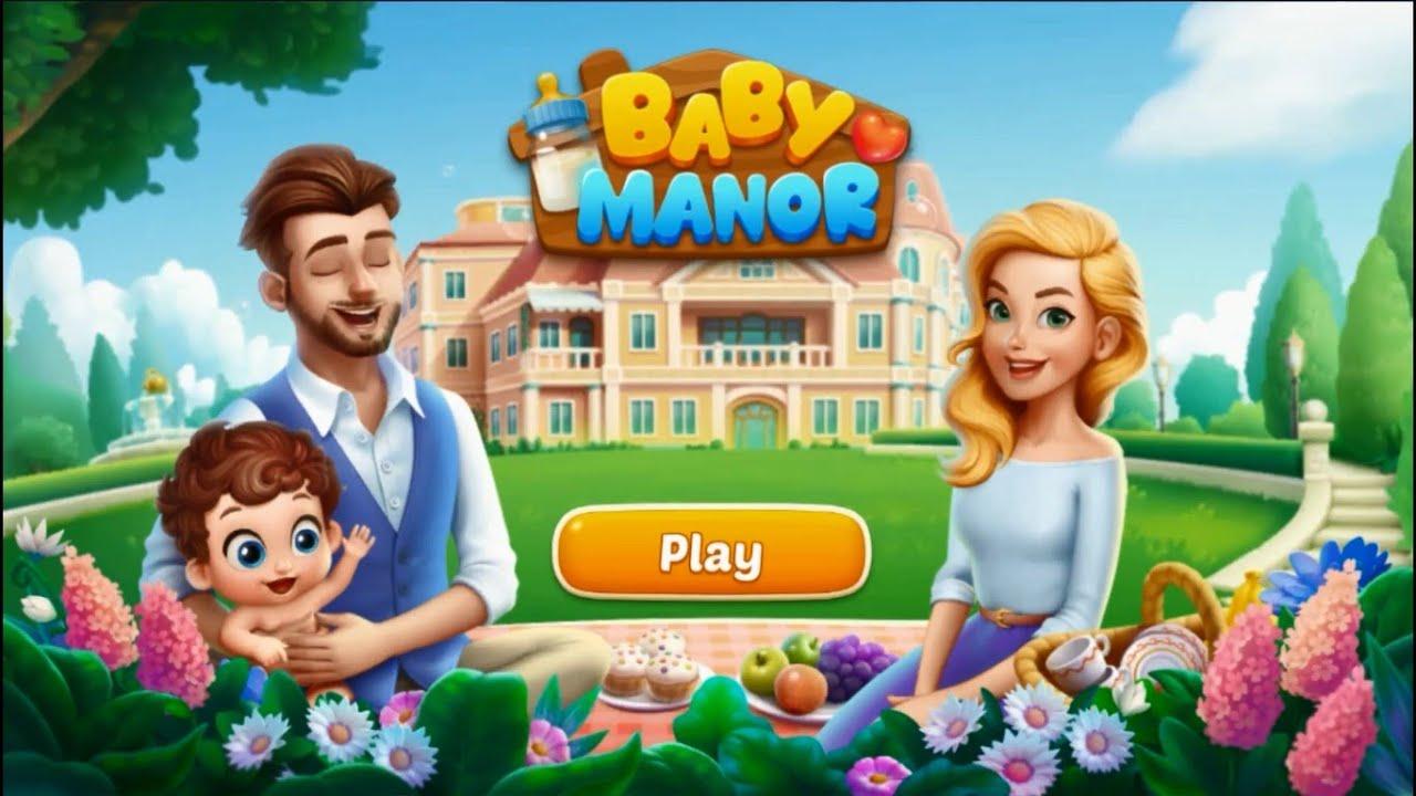 Baby Manor Hileli APK - Sınırsız Para Hileli APK