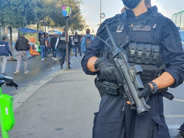 Evacuation du jardin d'Eole : les préfets de police et d'Ile-de-France se justifient auprès d'Anne Hidalgo