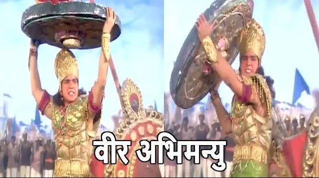 Mahabharat Veer Abhimanyu story