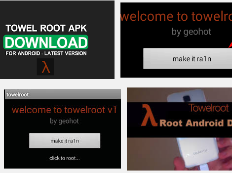 Towel Root APK Latest Version for Android Free Download