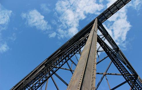 Lethbridge Viaduct Pictures