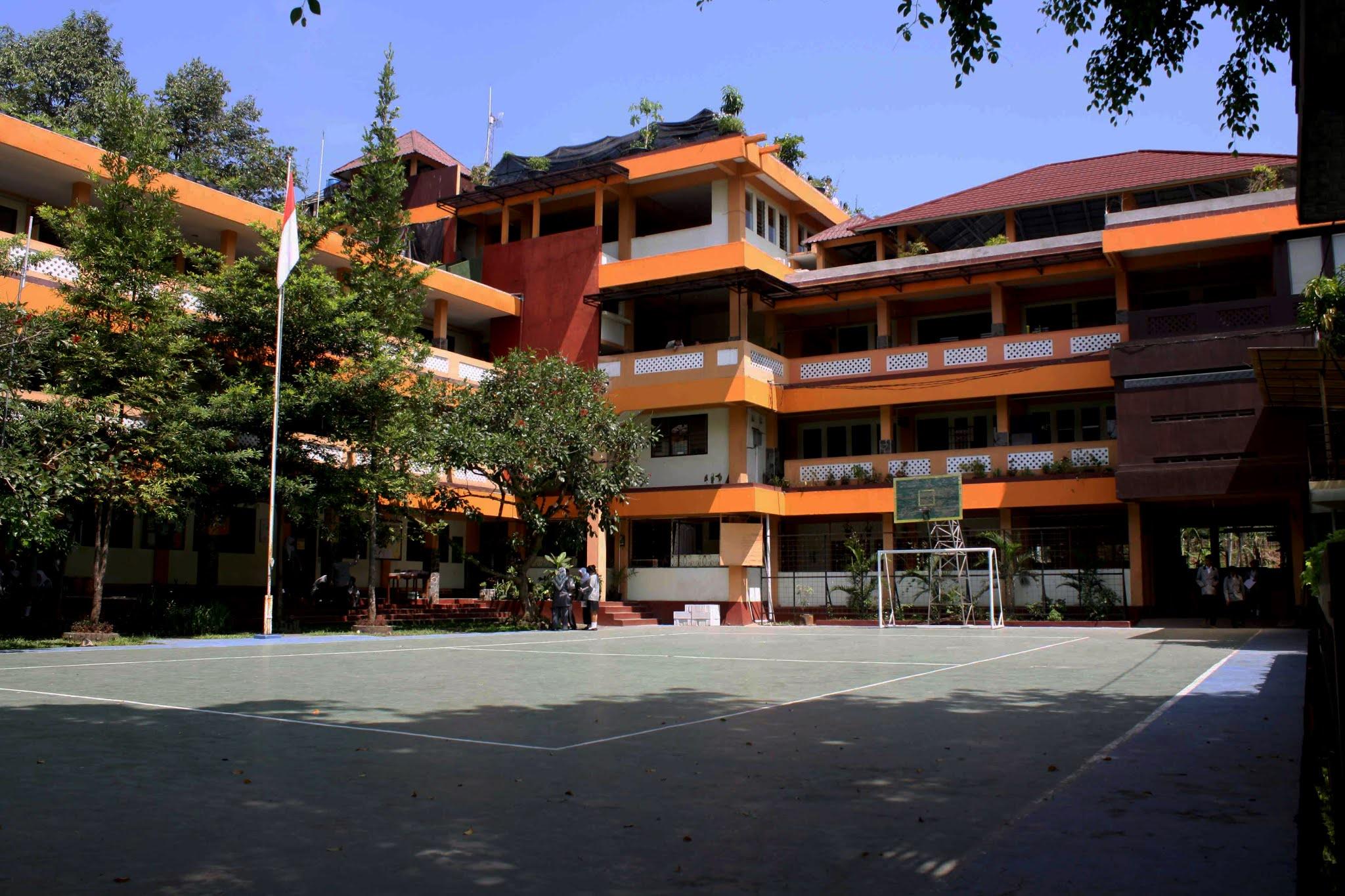 Gedung SMK Wikrama