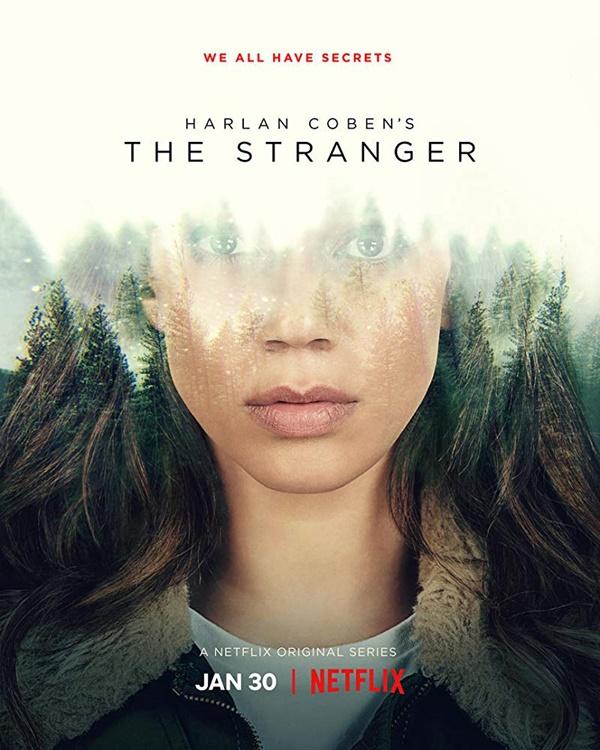 Poster drama bersiri The Stranger