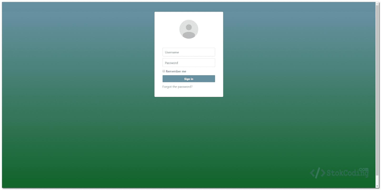 Sistem Informasi Pengelolaan Barang Inventaris (PHP)