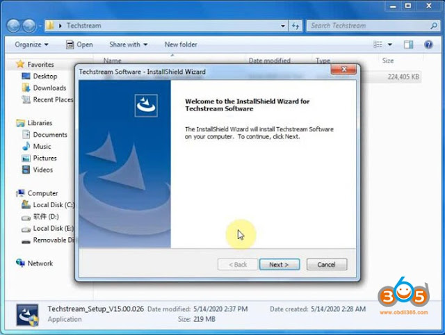 install-techstream-v15-00-026-per-vxdiag-3