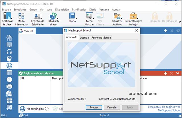 Descargar NetSupport School Professional Mega y Mediafire