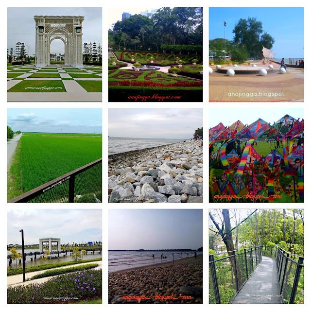 10 lokasi riadah Percuma sekitar KL & Selangor yang boleh di kunjungi