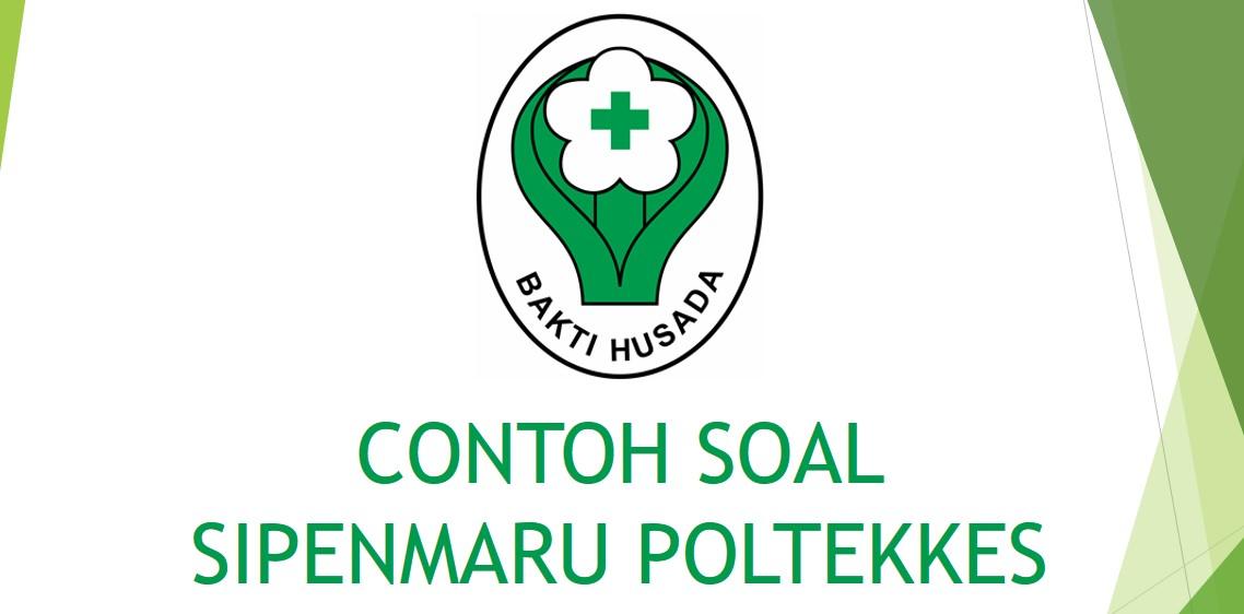 Contoh Soal Sipenmaru Poltekkes PDF Gratis