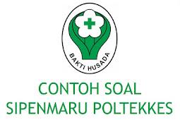 Contoh Soal SIMAMA POLTEKKES Gratis Persiapan 2021