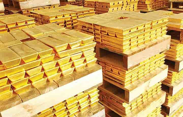 Saudi Arabia has largest Gold reserves in Arab world