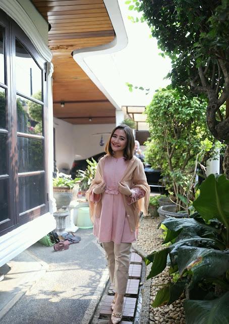 Prilly Latuconsina Beli Rumah Baru Hasil 'Keringat' Sendiri