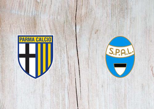 Parma vs SPAL -Highlights 8 March 2020