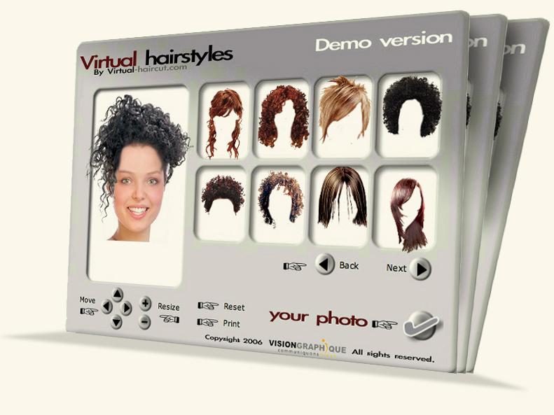 Fabulous Virtual Hairstyle Worldwide Fashion Hairstyle Inspiration Daily Dogsangcom