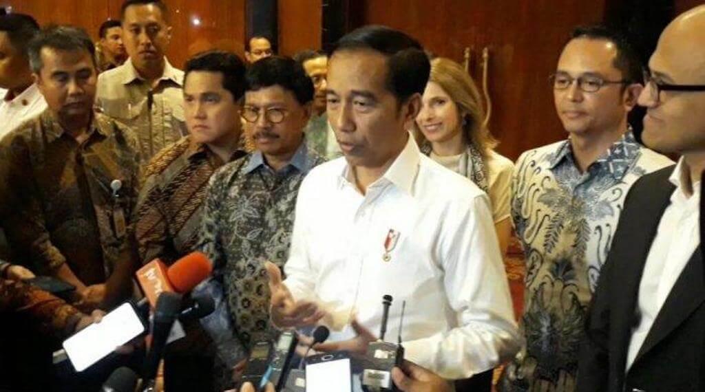 BREAKING NEWS: Jokowi Sebut Obat Virus Corona Akan Didistribusikan untuk Pasien Positif Covid-19