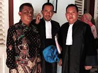Mantan Lurah Biraeng Armin Syanur Jalani Sidang Perdana di Pengadilan Tipikor Makassar
