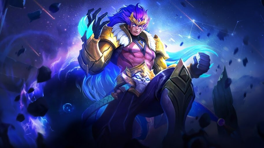badang, leo, zodiac, skin, mobile legends, 4k, #3.320