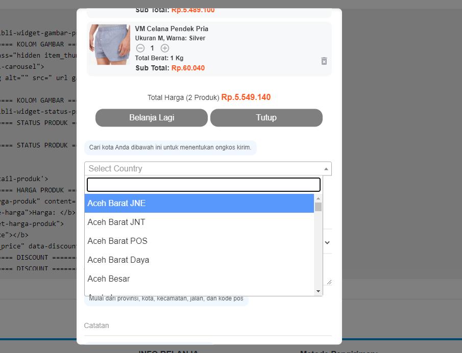 Update Template Toko Online simpleBli Blogger Versi Terbaru 1.6.0