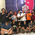 Tim Sultan Bersama Polda Babel Ringkus 7 Orang Terduga Pelaku Pemerasan