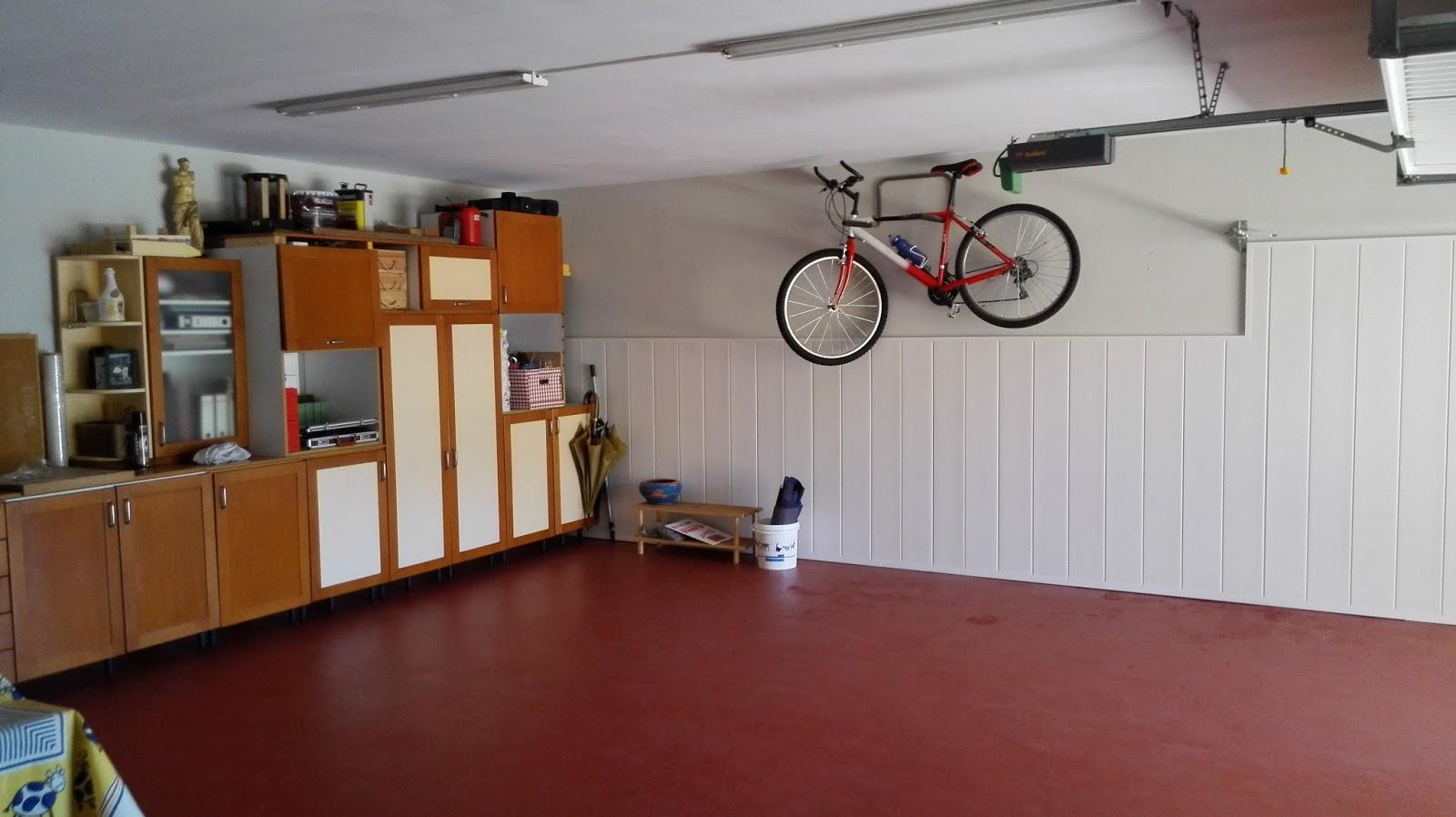 De garaje a habitaci n para el coche el rinc n de coral - Muebles para garaje ...