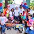 Deyanira Gómez Y Su Fundación Ayuda RD Entregan Juguetes En Santo Domingo Este.