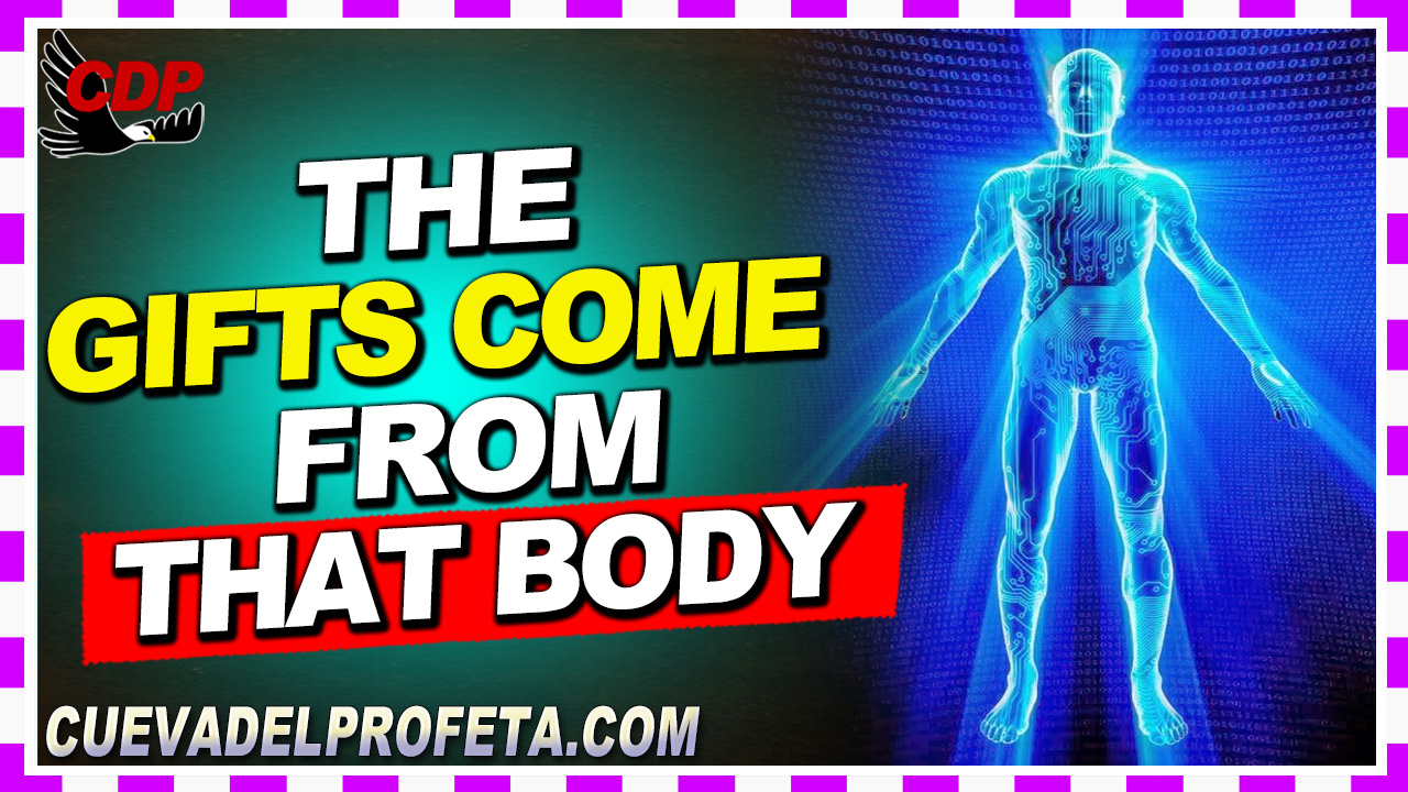 The gifts come from that Body - William Marrion Branham